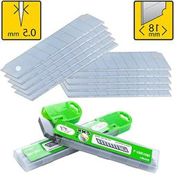 Box Cutter Utility Knife Replacement Blades  - Heavy Duty SK