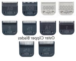 Oster Detachable Clipper Replacement Blades For Models Titan