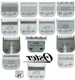 detachable replacement clippers blades for classic 76