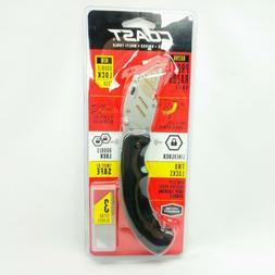 COAST DX200 Pro Razor Knife with Double Lock Technology and