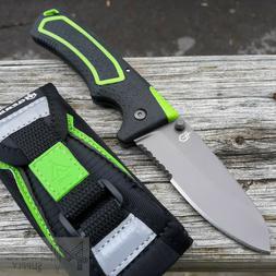 """Gerber Freescape Lockback Folding Knife 3.75"""" 7Cr17MoV Steel"""