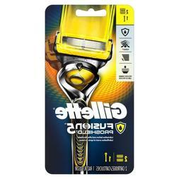 Gillette Fusion ProShield Men's Razor with Flexball Handle a
