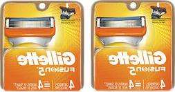 Gillette Fusion5 Men's Razor Blades - 8 Refills / Cartridges