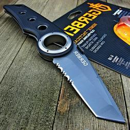 Gerber Remix Tactical Black G10 7Cr17MoV Tanto Blade Finger