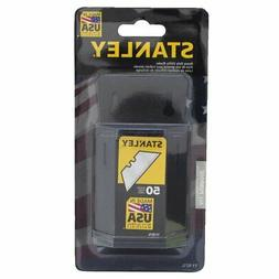 Stanley Heavy Duty 2 Point Replacement Utility Blades 50 Pac