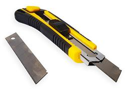 Heavy Duty Self Loading Cutter with Grip and 2 Replacement B