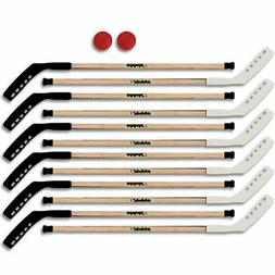 Shield Hockey Replacement Blades For Aluminum Stick - White