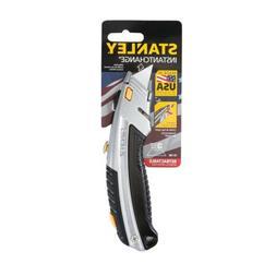 STANLEY Instantchange Retractable UTILITY KNIFE 10-788
