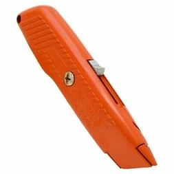 Stanley Interlock Safety Utility Knife W/Self-Retracting Rou