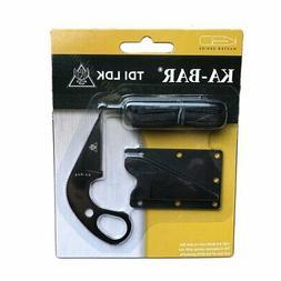 Ka-Bar TDI Last Ditch Knife  + Hard Sheath #1478BP