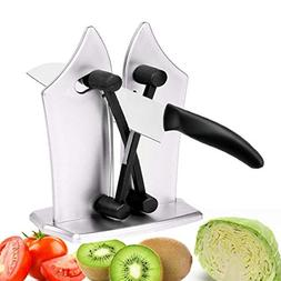 Professional Knife Sharpener Solid Stainless Steel and Austr