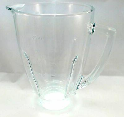 000 osterizer round glass blender