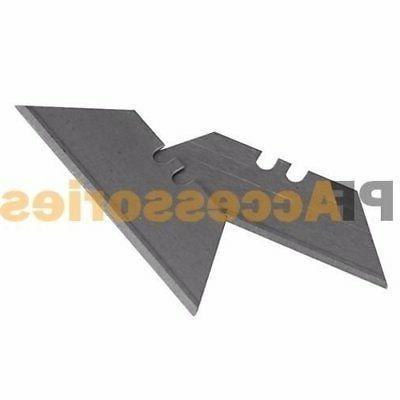 10 Utility Razor Blade Refill Double Blades Case