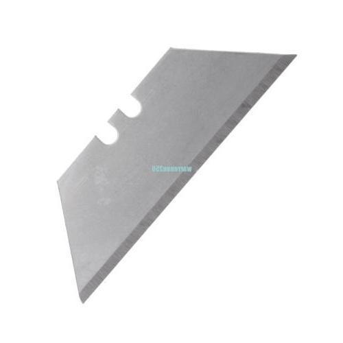 100 Pcs Replacement Set Steel Standard Utility Knife Blades Cutter