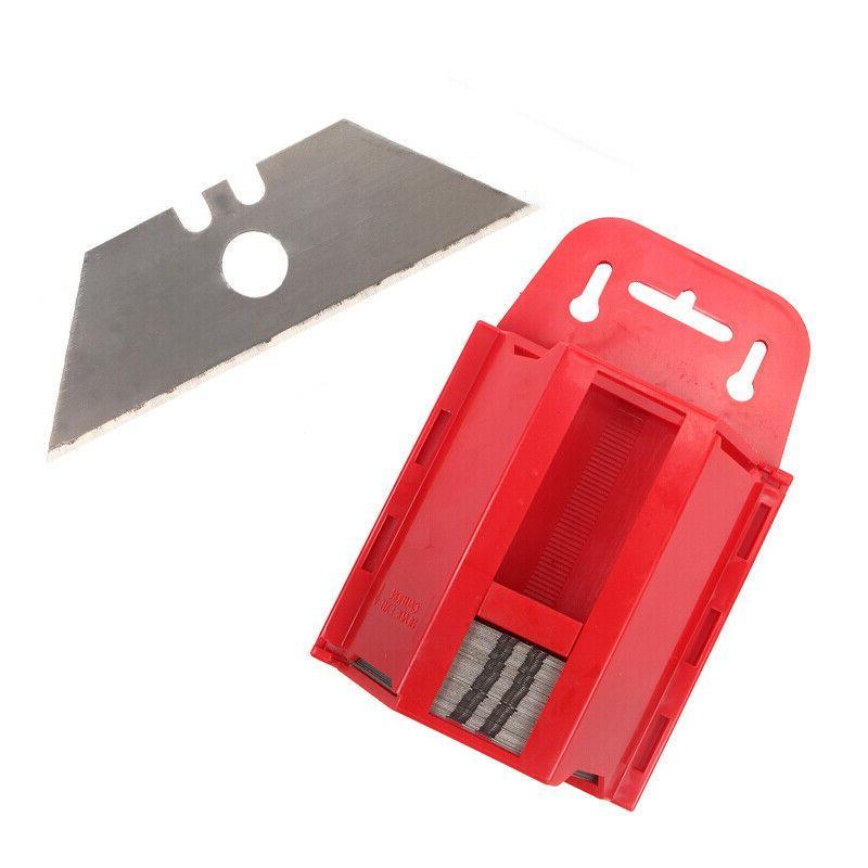 100PCS Replacement Standard Box Cutter
