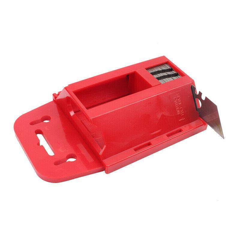 100PCS Replacement Razor Box Cutter