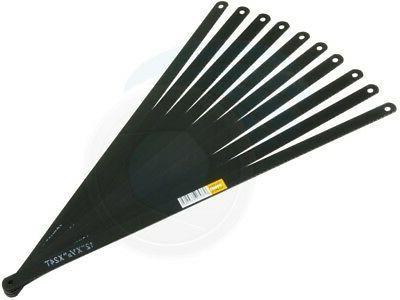 10pcs 12in 24TPI Saw Steel Blades