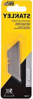 Stanley 11-921 5-Pack 1992 Heavy-Duty Utility Knife Replacem
