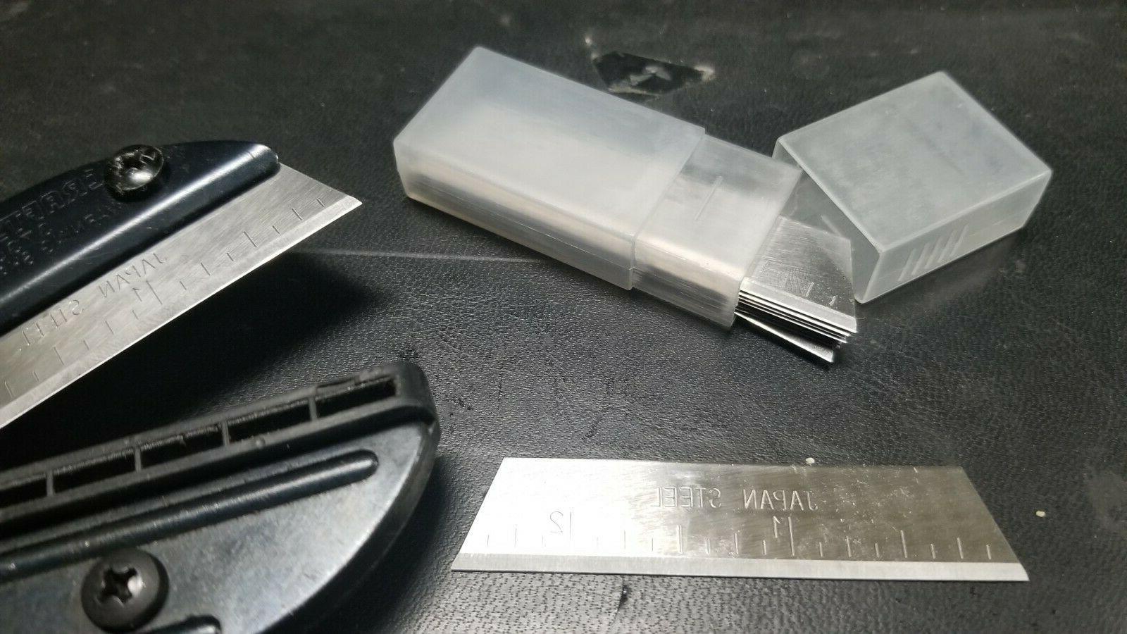 "Pack 10 2-1/2"" Replace Blade Handi-Cut 37300"