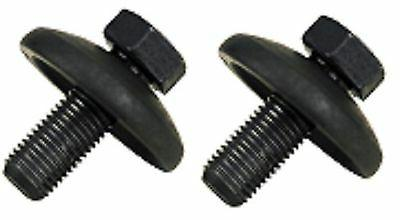 2 replacement ayp husqvarna blade bolt