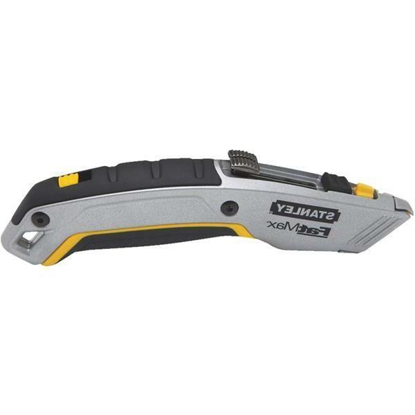 "-Stanley 6-7/8"" FatMax Twin Blade Retractable Straight Utili"