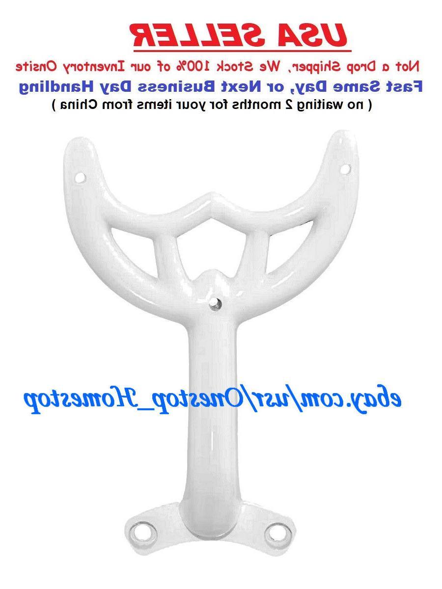 36 42 white ceiling fan blade arm