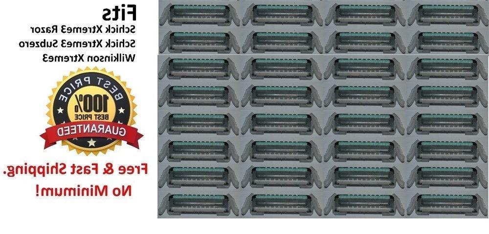 36 Schick xtreme3 Razor shaver Refill cartridges 4