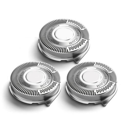 3X Head Blades For Philips