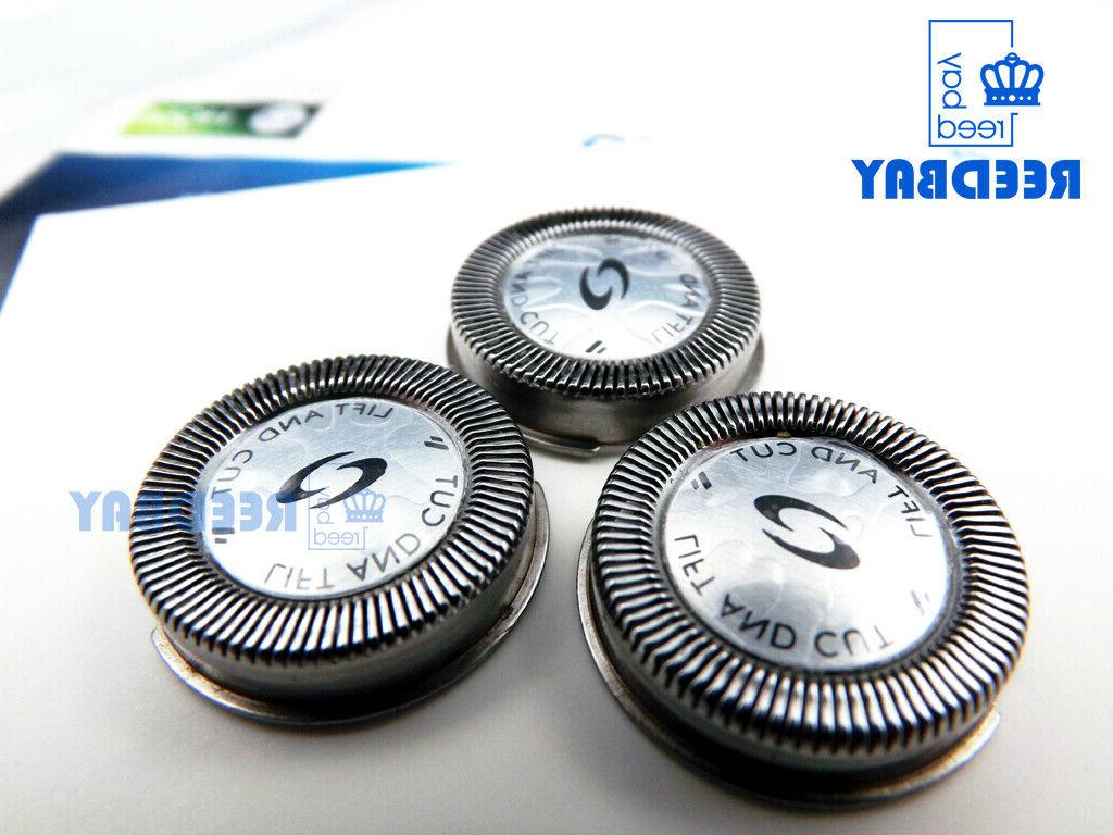 3x HQ4 Shaver Norelco