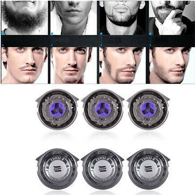 3x Heads for Philips Norelco Razor HQ8 Precision