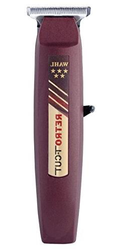 Wahl Professional 5-Star Series Cordless Retro T-Cut Trimmer