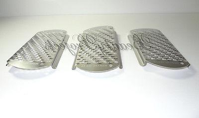 3pcs Foot File Callus Stainless Steel