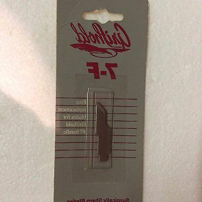 GRIFHOLD 7-F FOR HANDLE SET OF NEW