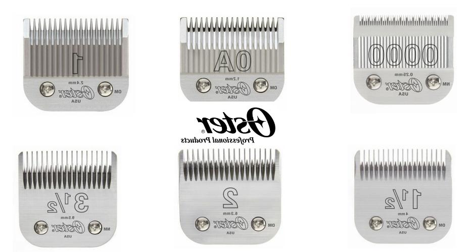 76 detachable clipper replacement blades fits titan