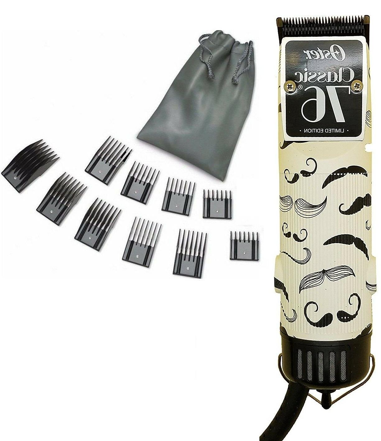 76 mustache hair clipper