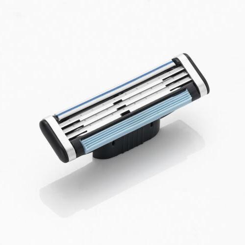 8pcs/set Replacement Razor Blades Shaver Trimmer Tools