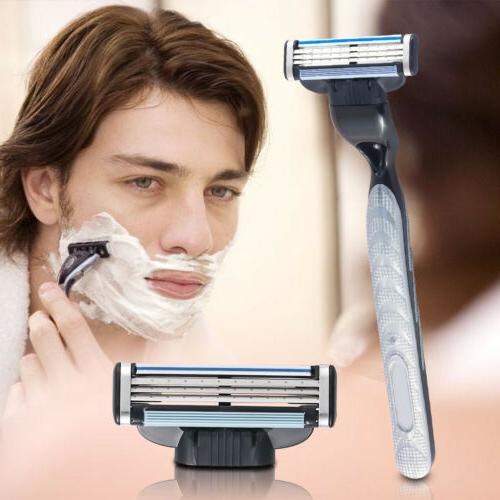 8pcs/set Mens Shaving Replacement Shaver Trimmer