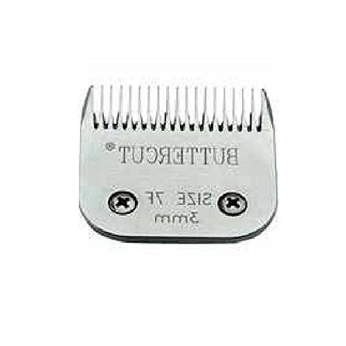 Geib Stainless Steel Buttercut Grooming Blades Durable Ultra