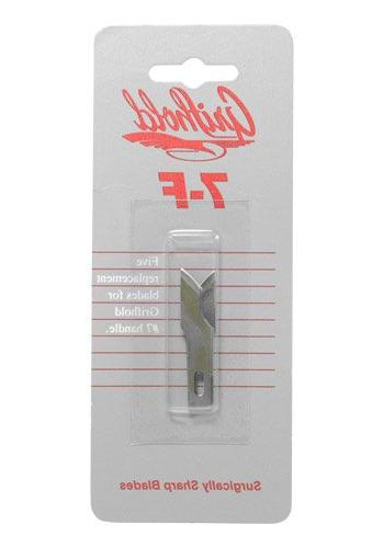 Griffold : Pack of 5 Blades : # 7f