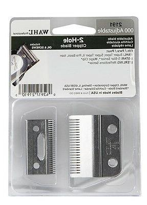 adjustable clipper blade set