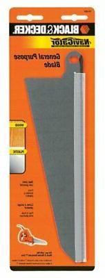 BLACK+DECKER 74-591 Large Wood Cutting Blade for SC500 Navig
