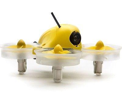 Blade Inductrix Mini Quadcopter RTF 4.3 Monitor & 5x Lipos
