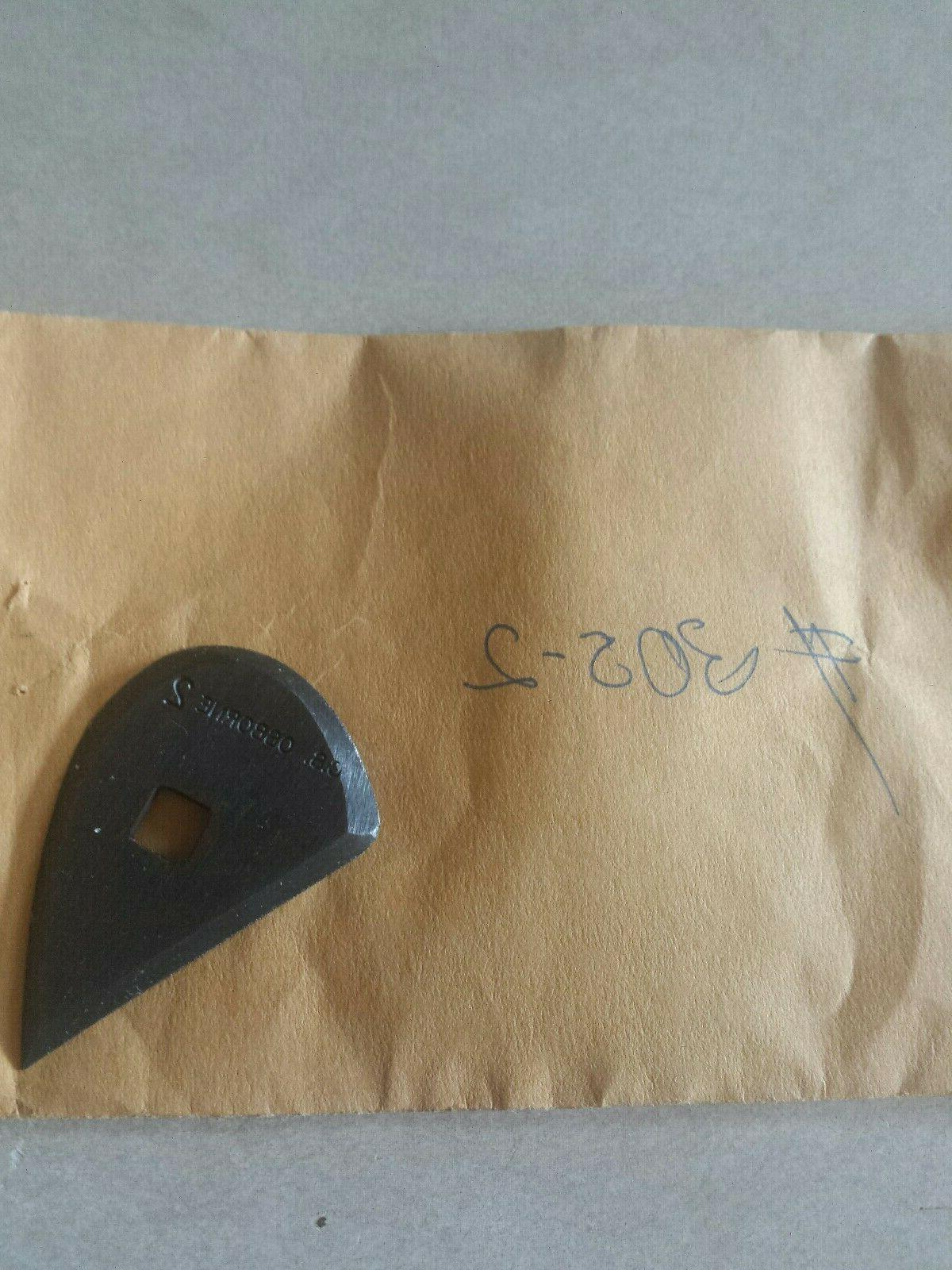 C Osborne 305-2 Replacement Oval to use with 305, 207 handle