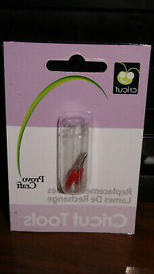 Cricut REPLACEMENT BLADES - Package of 2 - BRAND NEW!