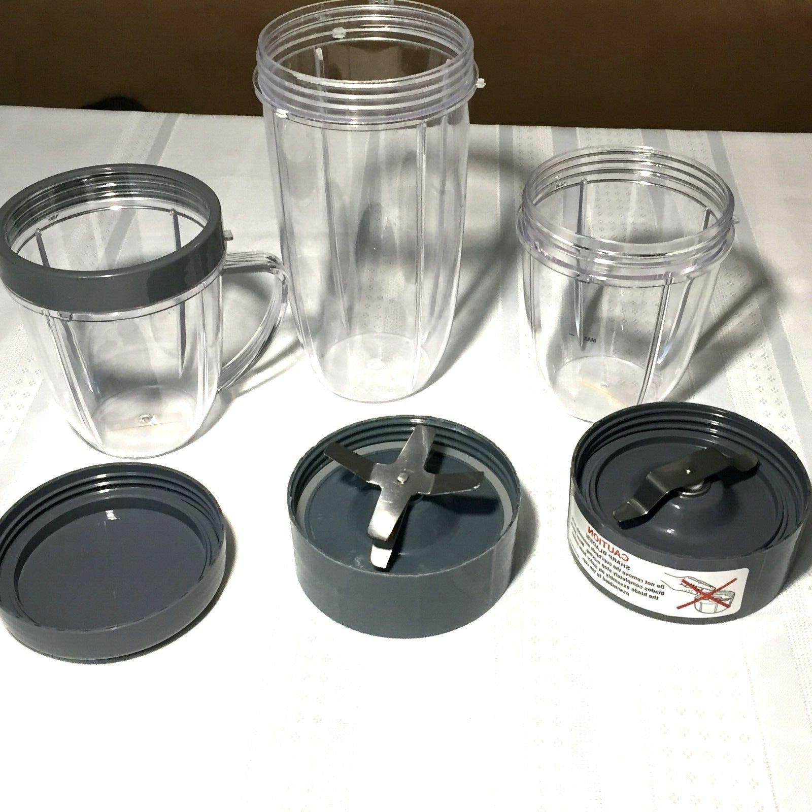 cup and blade 6 pc set