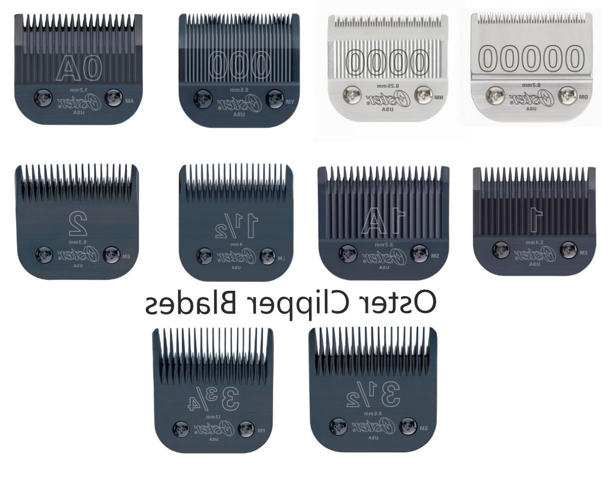 detachable clipper replacement blades for models titan