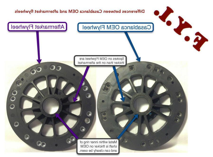 Flywheel Fan Original 4 Blades