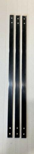 """Foam Replacement Blades  24"""" Foam Replacement Blades For F"""