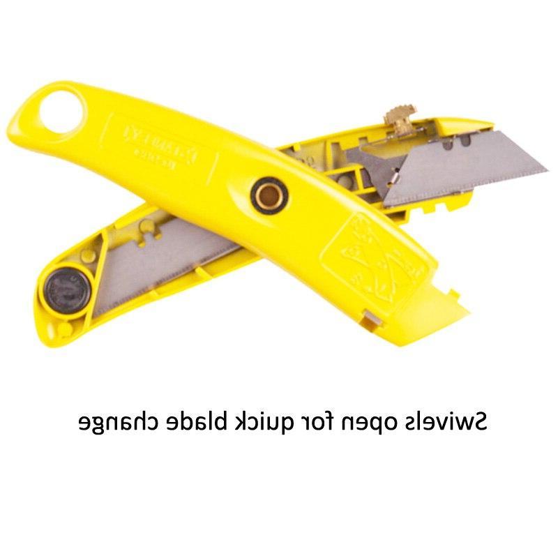 <font><b>Stanley</b></font> 10-989 light knife refillable <font><b>replaceable</b></font> handle