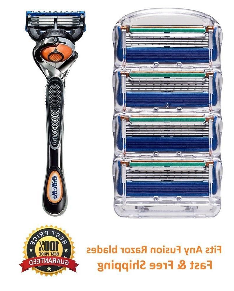 fusion manual razor refills